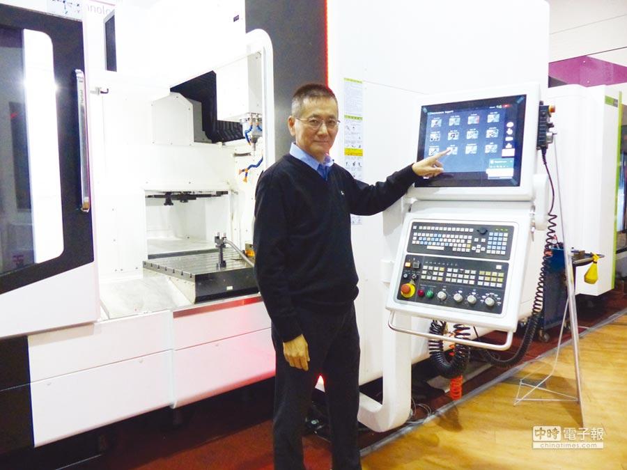 協鴻公司總經理葉新華。       圖/莊富安
