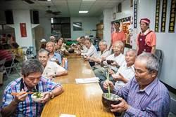 中市獨老送餐成長率與涵蓋率 6都第1