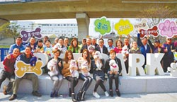 竹東寵物公園 毛小孩跳跳