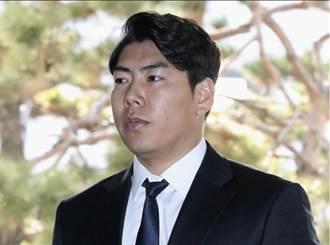 MLB》姜正浩酒駕緩刑 挨罰1500萬韓幣