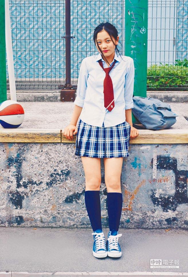 年僅20歲的工藤綾乃外型清新,這回以偷拍受害者身分引起網友關注。