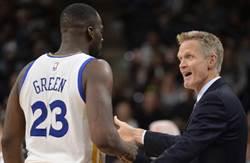 NBA》勇士教頭科爾:我們需要在逆境中成長