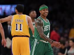 NBA》刺客領軍 塞爾提克輕取尼克穩坐東區龍頭