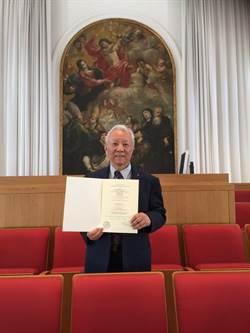 曾志朗獲選歐洲科學與藝術學院院士