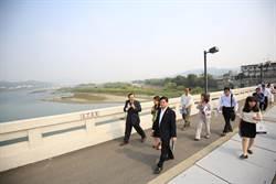 越南平陽省台中消防聯合訓練市府邀訪水利、經濟、文化單位盼增交流