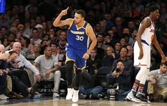 NBA》改寫單季73勝 柯瑞:不可能