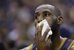 NBA》詹姆斯展現感性面 自爆看「獅子王」都哭