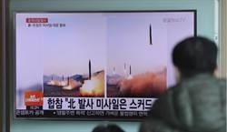 北韓同時發射4導彈 日政府連夜召開3次國安會議