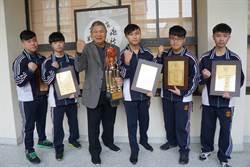 東泰高中勇奪北區高中職電競大賽冠軍