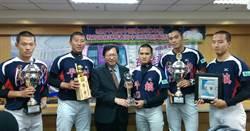 高中棒球聯賽硬式木棒組 平鎮高中奪冠