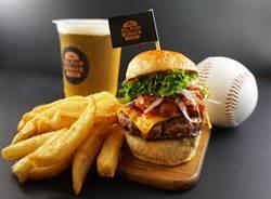 為經典賽加油 Selfish Burger推出「完封泡菜」小漢堡
