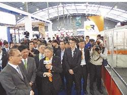 台中精機 開發6套自動化生產線