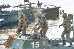 北韓射4飛彈 抗議美韓軍演