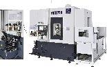 和大CNC滾齒機HGH 250 生產世界級齒輪利器