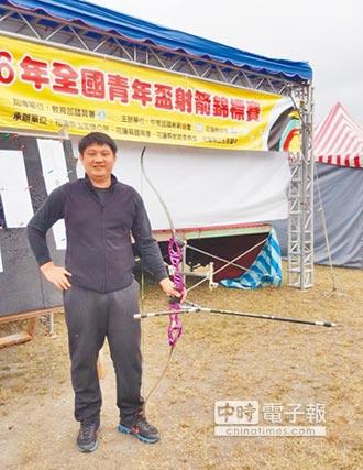 奧運銀牌王正邦 辭職練箭爭金牌