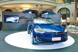 TESLA Model X運動休旅車登台