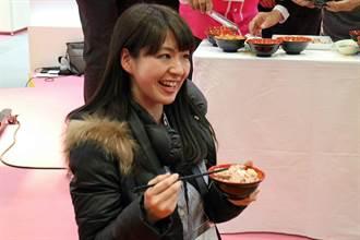 嘉義火雞肉飯前進東京 贏得靚記者讚「喔伊細」