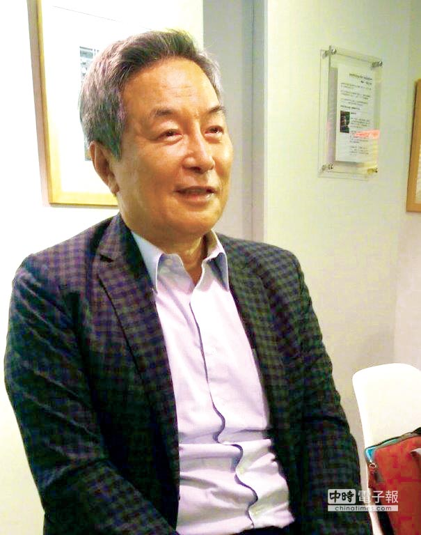 瀚荃董事長楊超群。圖/王中一