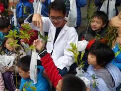 帶小樹苗去旅行 設樹木診所診斷植物
