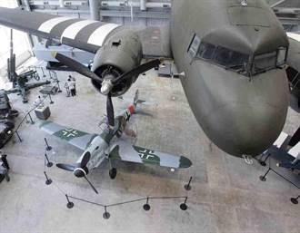 做歷史作業 丹麥男孩發現二戰飛機和駕駛殘骸