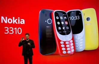 復古情懷贏了 Nokia 3310英國預定量超G6