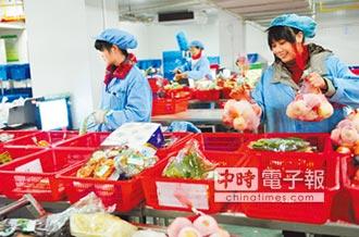 京東強勢歸來 搶布局生鮮市場