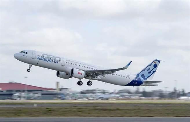 空中巴士以A321neo客機搶攻廉價客機市場。(圖/空中巴士)