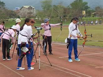 全國青年杯射箭賽 竹市小將射下金牌