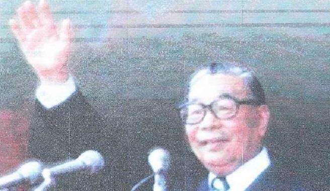 蔣經國執政時期是所謂台灣「最美好的年代」,圖為其肖像。(本報系資料)