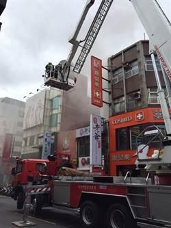 台北市通化街火警  幸無人傷亡
