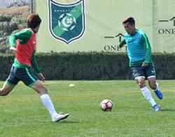 足球》球隊降級 陳柏良希望帶著年輕球員一同成長