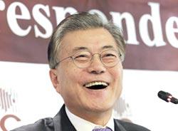 韓政治走向將大逆轉? 青瓦台新主人 文在寅呼聲高