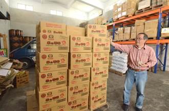 關山米乖乖熱銷 一個半月狂賣近6萬包