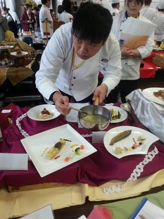 日本國際料理大賽 東南科大師生奪二銀二銅