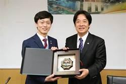 韓國仁川獸醫師團來台交流 拜會賴清德