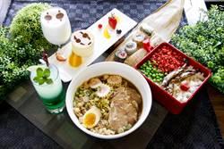 台中福華魔法套餐 完美複製宮崎駿動畫美食