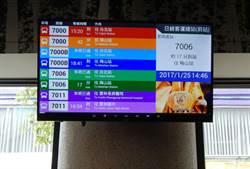 公車站牌智慧化  雲林動態服務上線