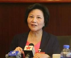 林毅夫妻陳雲英:台灣青年人才 用腳投票融入大陸 兩岸血緣關係是自然認同