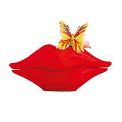 新貨報到-法藍瓷 感恩紅脣盒 收納逸品