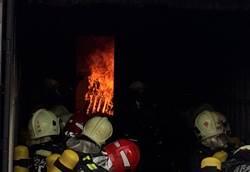 台越消防聯合訓練 越籍幹部將經驗帶回越南