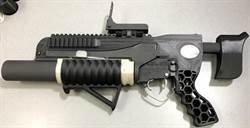 美陸軍用3D列印機造槍彈 稱為「藍波」