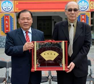 陳光復任內首位政務官  許文喨退休