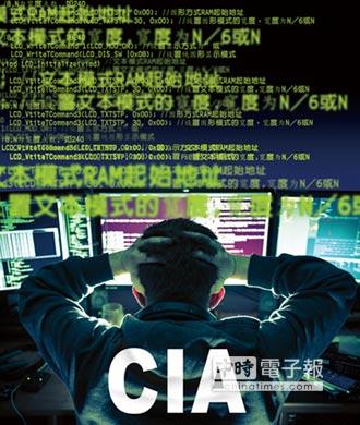 CIA駭中國 遇中文程式碼踢鐵板