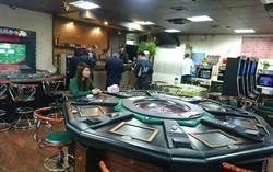 雲林檢警聯手  一舉破獲4家賭博電玩