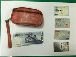 女子錢包遭竊 中市警2小時高速找回