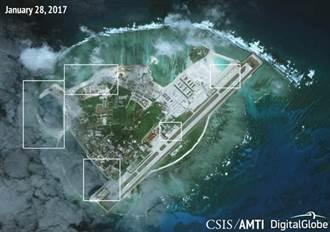 衛星影像曝陸在西沙北島有動工跡象 府:密切注意