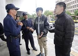 輔大學生衝立院教委會 向部長潘文陳情