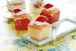草莓千層爆夯 炒熱母親節蛋糕買氣