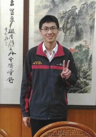 以媽媽為榮 正心中學黃皓第一志願申請護理系