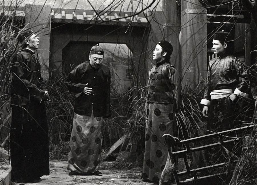 《江南遊》陳麗麗、常楓、蔣光超與楊忠民。(本報系資料照)